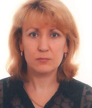 Ганюк Лілія Іванівна